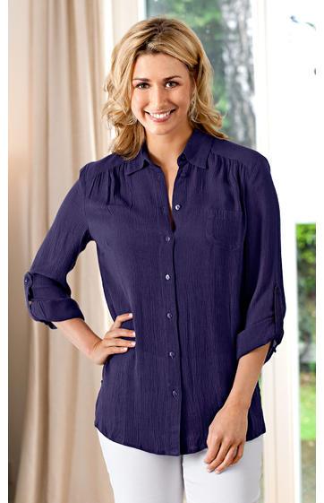 bluse online bestellen bei dw shop 221 390. Black Bedroom Furniture Sets. Home Design Ideas