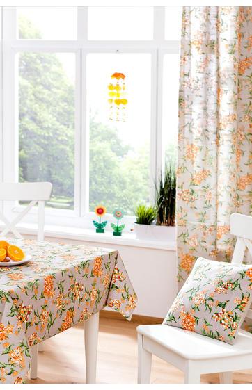 baumwoll tischdecke online bestellen bei dw shop 263574. Black Bedroom Furniture Sets. Home Design Ideas