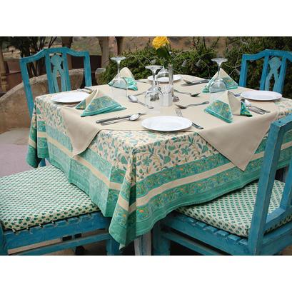 baumwoll tischdecke online bestellen dw shop 267963. Black Bedroom Furniture Sets. Home Design Ideas