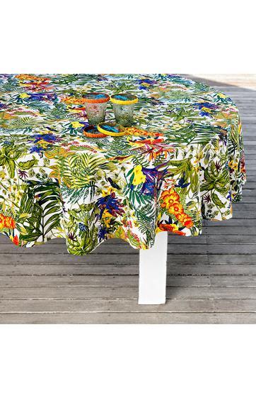 baumwoll tischdecke online bestellen bei dw shop 265 959 32. Black Bedroom Furniture Sets. Home Design Ideas