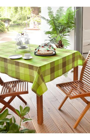 baumwoll tischdecke online bestellen bei dw shop 264333. Black Bedroom Furniture Sets. Home Design Ideas