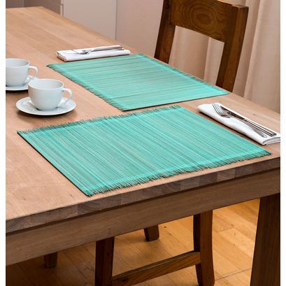 bambus tischset 2 set online bestellen bei dw shop 266 197 46. Black Bedroom Furniture Sets. Home Design Ideas