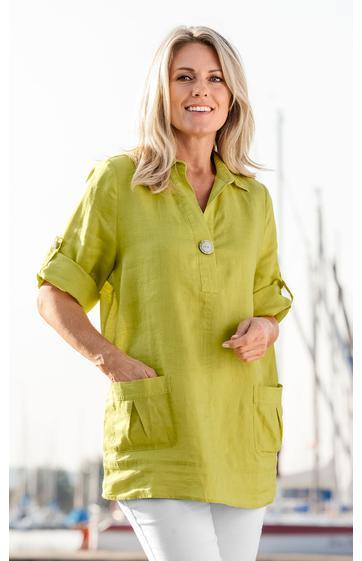 ramie bluse online bestellen bei dw shop 232 181. Black Bedroom Furniture Sets. Home Design Ideas